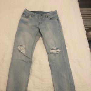 Vintage Levi's 501 CT Jeans